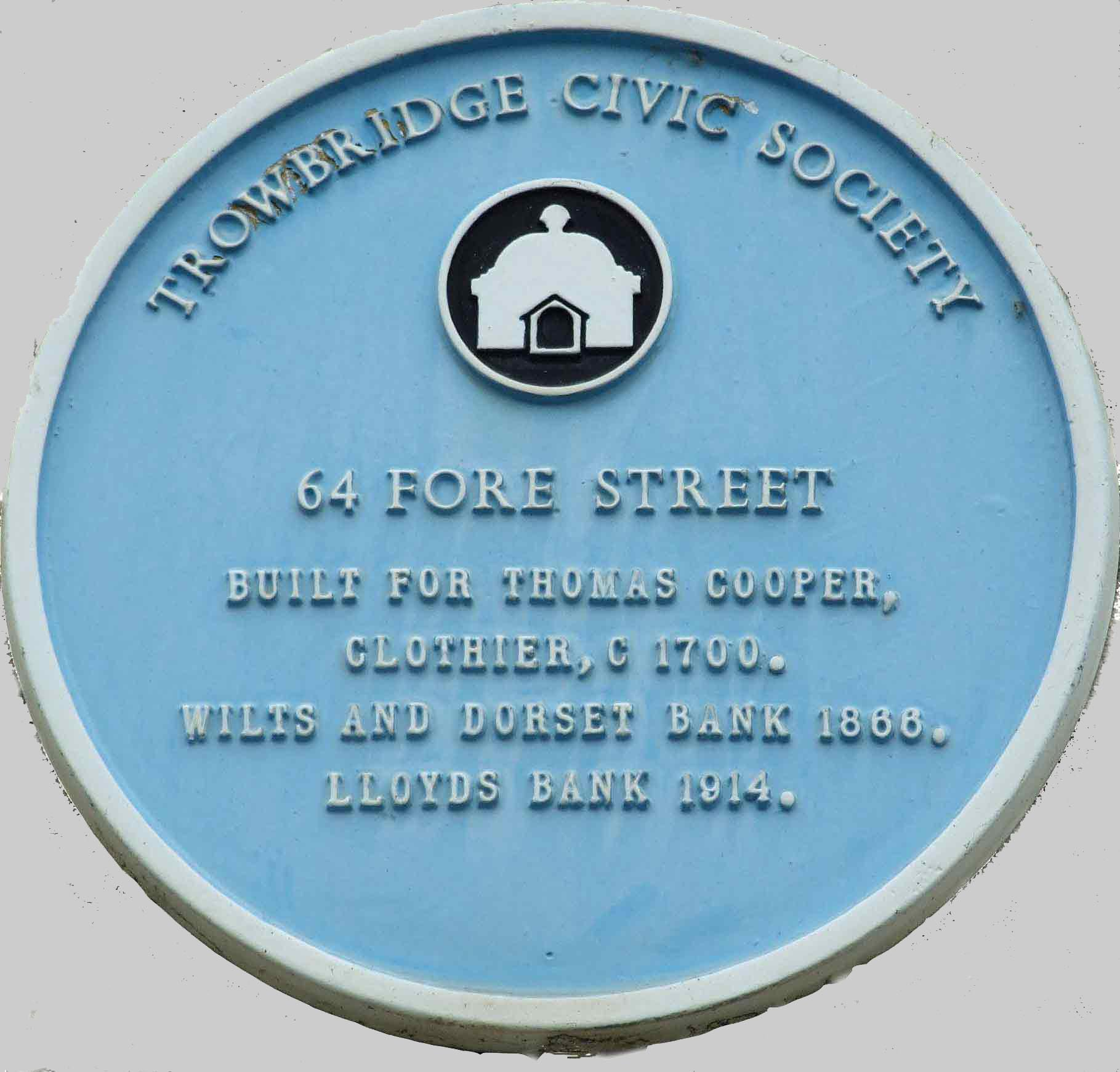 64 Fore Street Copyright - K. J. Hartley