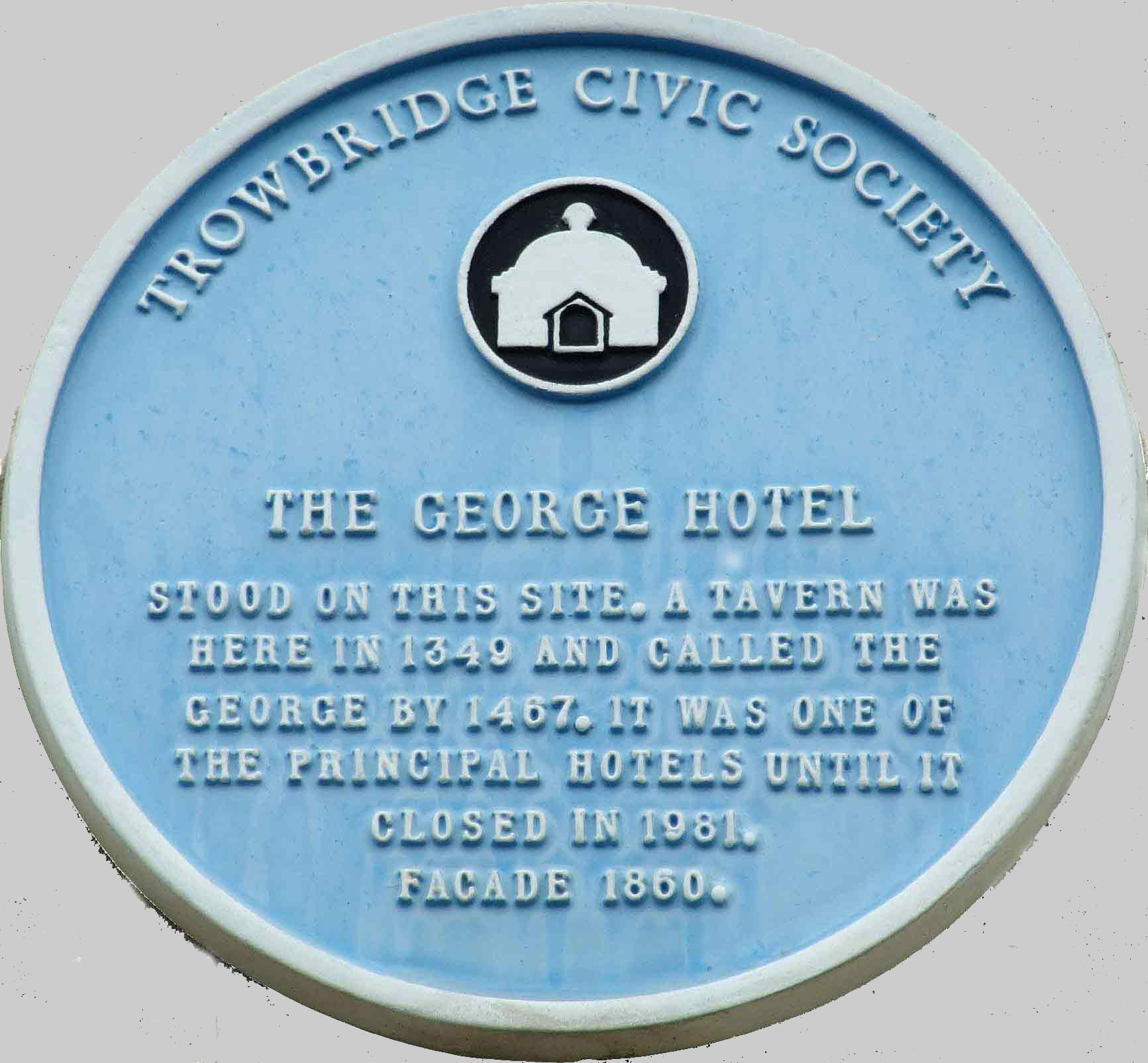 George Hotel Copyright - K. J. Hartley
