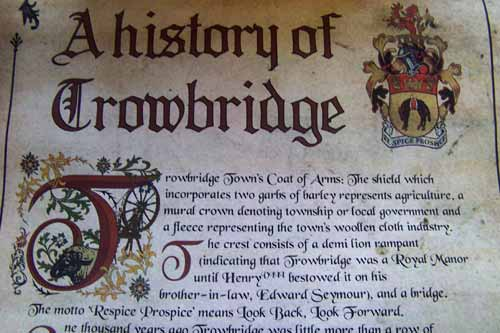 Trowbridge Scroll