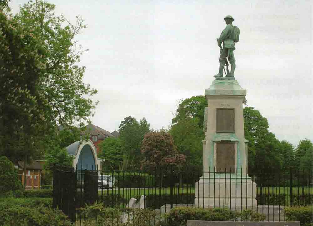 Trowbridge War Memorial